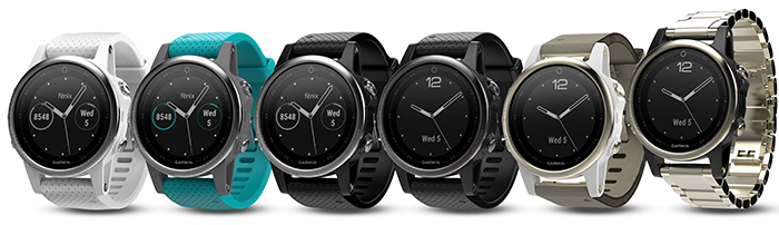 Garmin 5s-watches