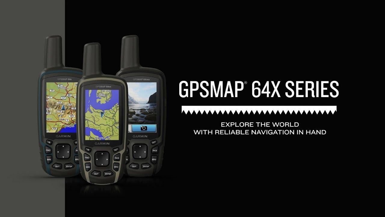 maxresgpsmap64sx