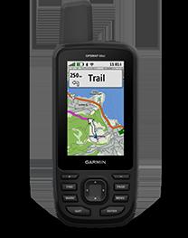 Topo Active Navigation