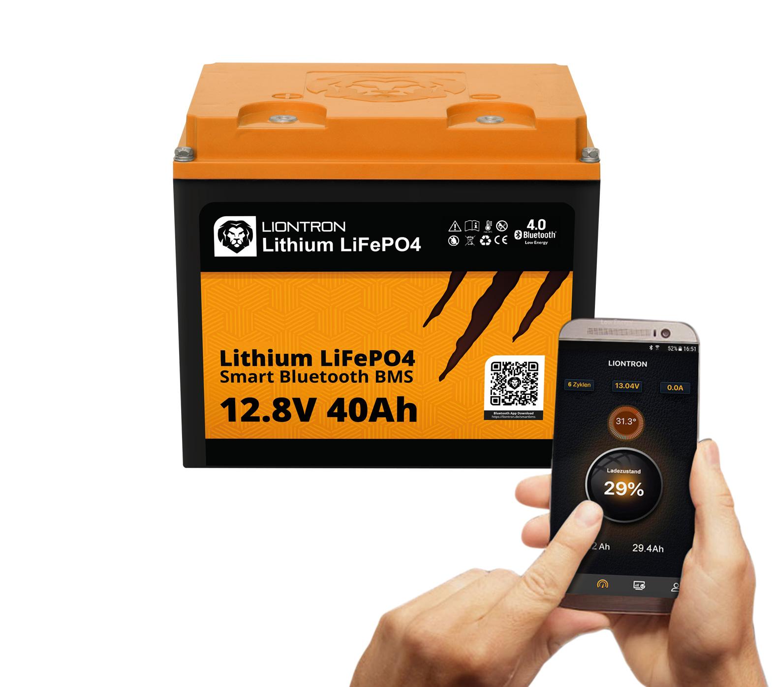 LIONTRON Lithium Batterie