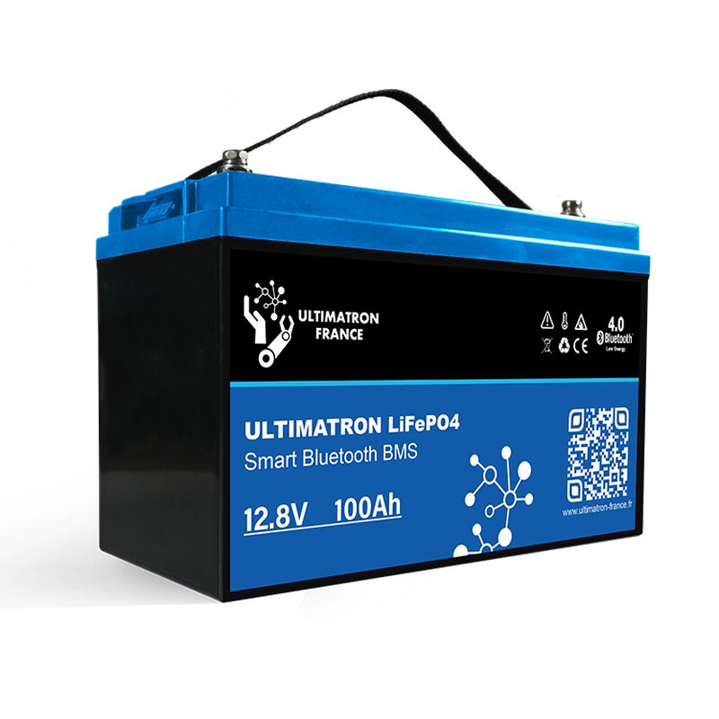 ULTIMATRON Lithium Batterie