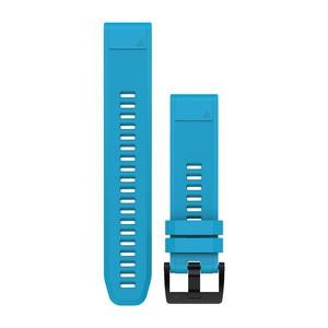 Garmin QuickFit 22-Uhrenarmband - Himmelblau - Silikon