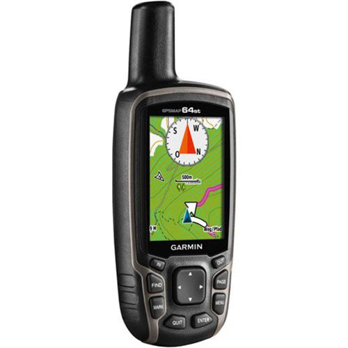 Garmin GPSMAP 64st mit TOPO Europa