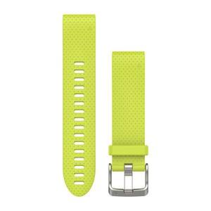 Garmin QuickFit 20-Uhrenarmbänder - Gelb - Silikon