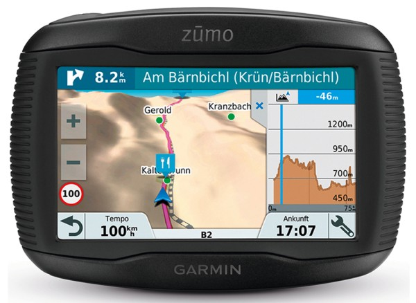 garmin zumo 345lm mitteleuropa mit 4 3 zoll display comkor. Black Bedroom Furniture Sets. Home Design Ideas