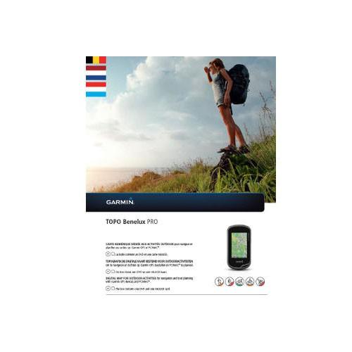 Garmin Topo Benelux Pro - microSD/SD Karte