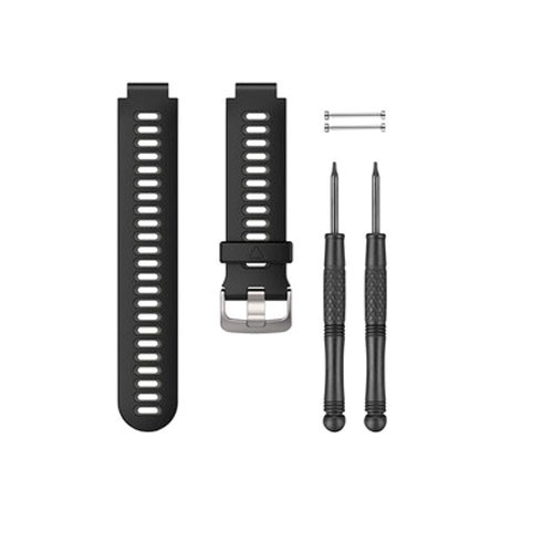 Garmin Armband schwarz / grau - Forerunner 230 - 630