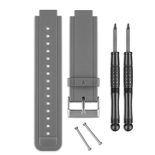 Garmin Silikon Armband grau - Vivoactive