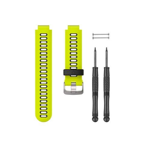 Garmin Armband gelb / schwarz - Forerunner 230 - 630