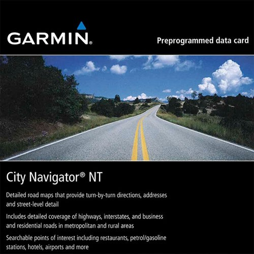 Garmin City Navigator Europa NTU SD / MicroSD Neue Version