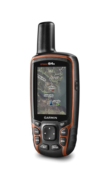 Garmin GPSMAP 64s mit Bluetooth und Live Tracking