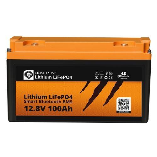 LIONTRON Lithium LiFePO4 LX Smart BMS 12,8V 100Ah