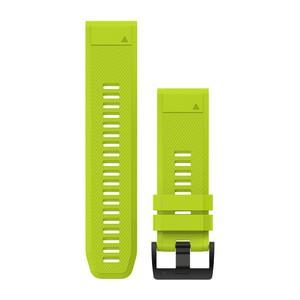 Garmin QuickFit 26-Uhrenarmband - Gelb - Silikon