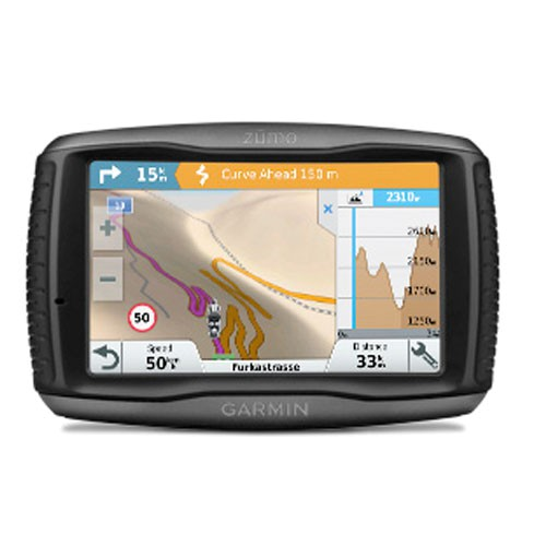 Garmin Zumo 595LM Europa mit 5 Zoll Display