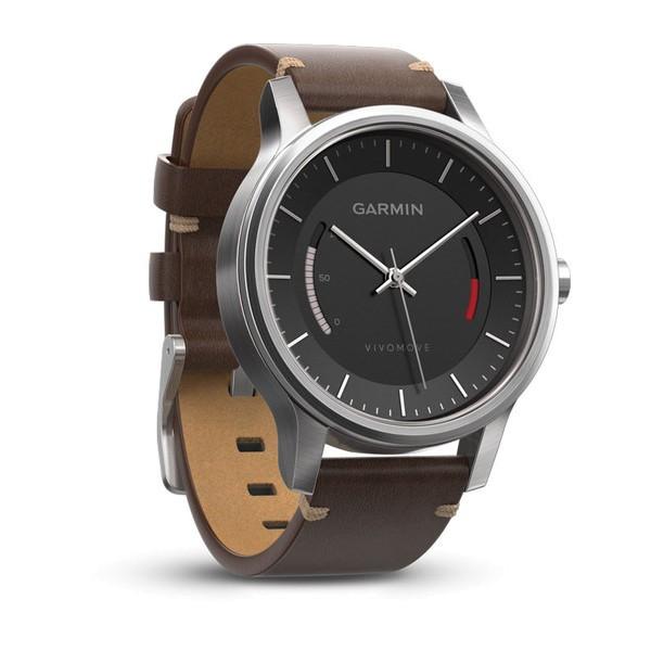 Garmin vivomove Fitness Tracker Premium schwarz