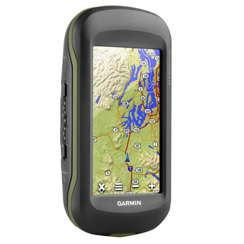 Garmin Montana 610 mit 4-Zoll Display