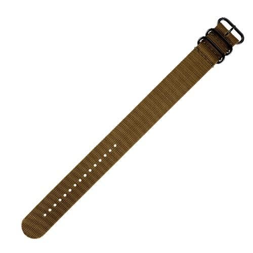 Garmin Olivgrünes Nylon-Armband Fenix 3