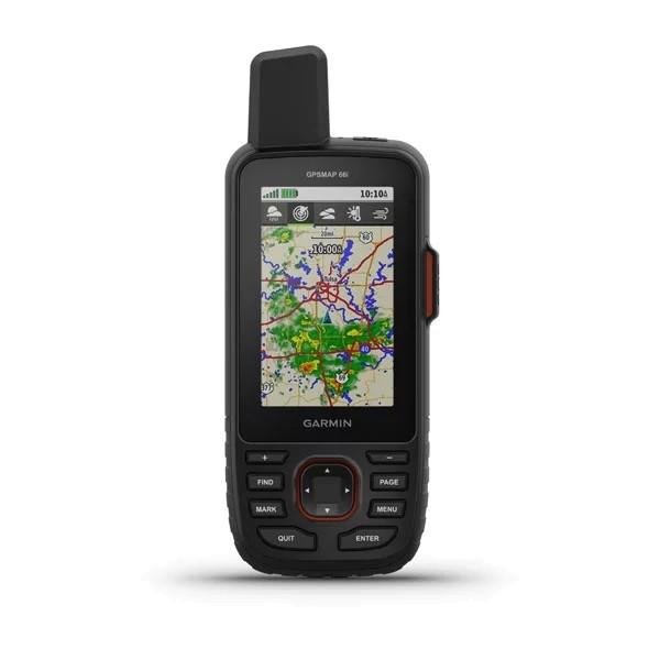 Garmin GPSMAP 66i mit globaler 2-Wege-Kommunikation