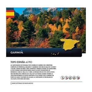 Garmin TOPO Spanien V6 PRO - microSD/SD Karte