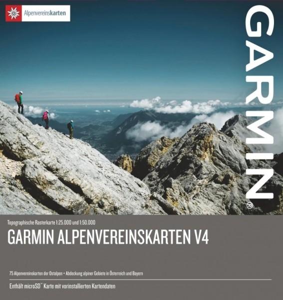 Garmin Alpenvereinskarten V4 microSD/SD