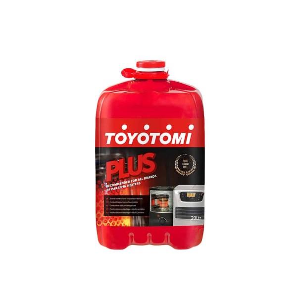 Toyotomi Plus 20l (3,25€/Liter)