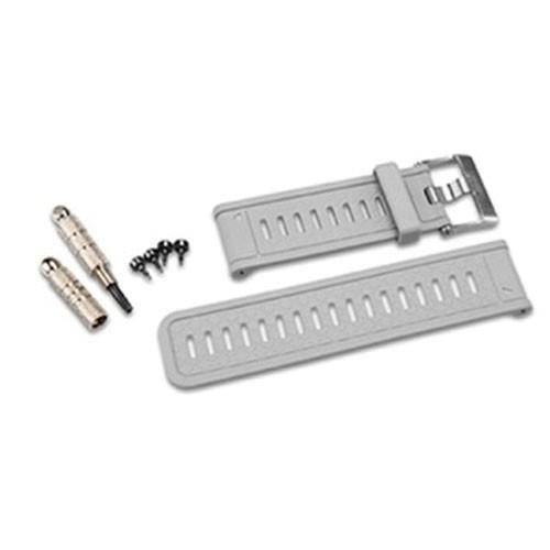 Garmin Ersatzarmband hellgrau für Fenix - Tactix