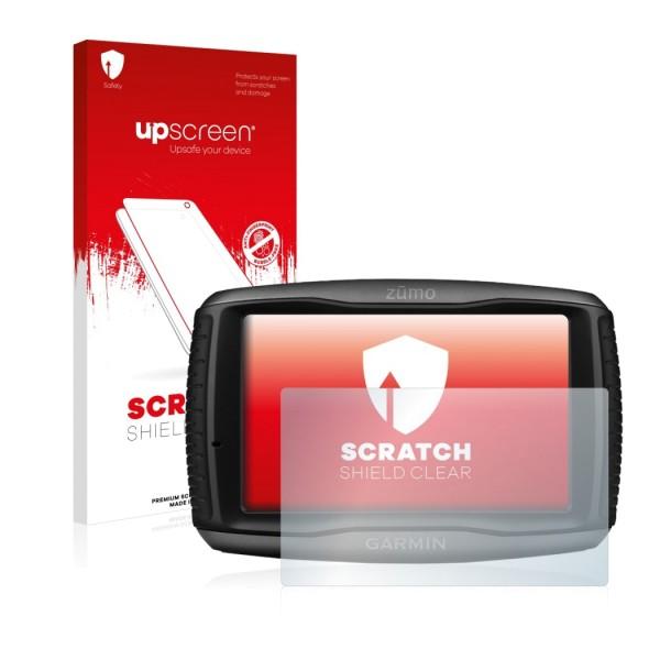 upscreen Scratch Shield Clear Premium Displayschutzfolie für zumo 595LM