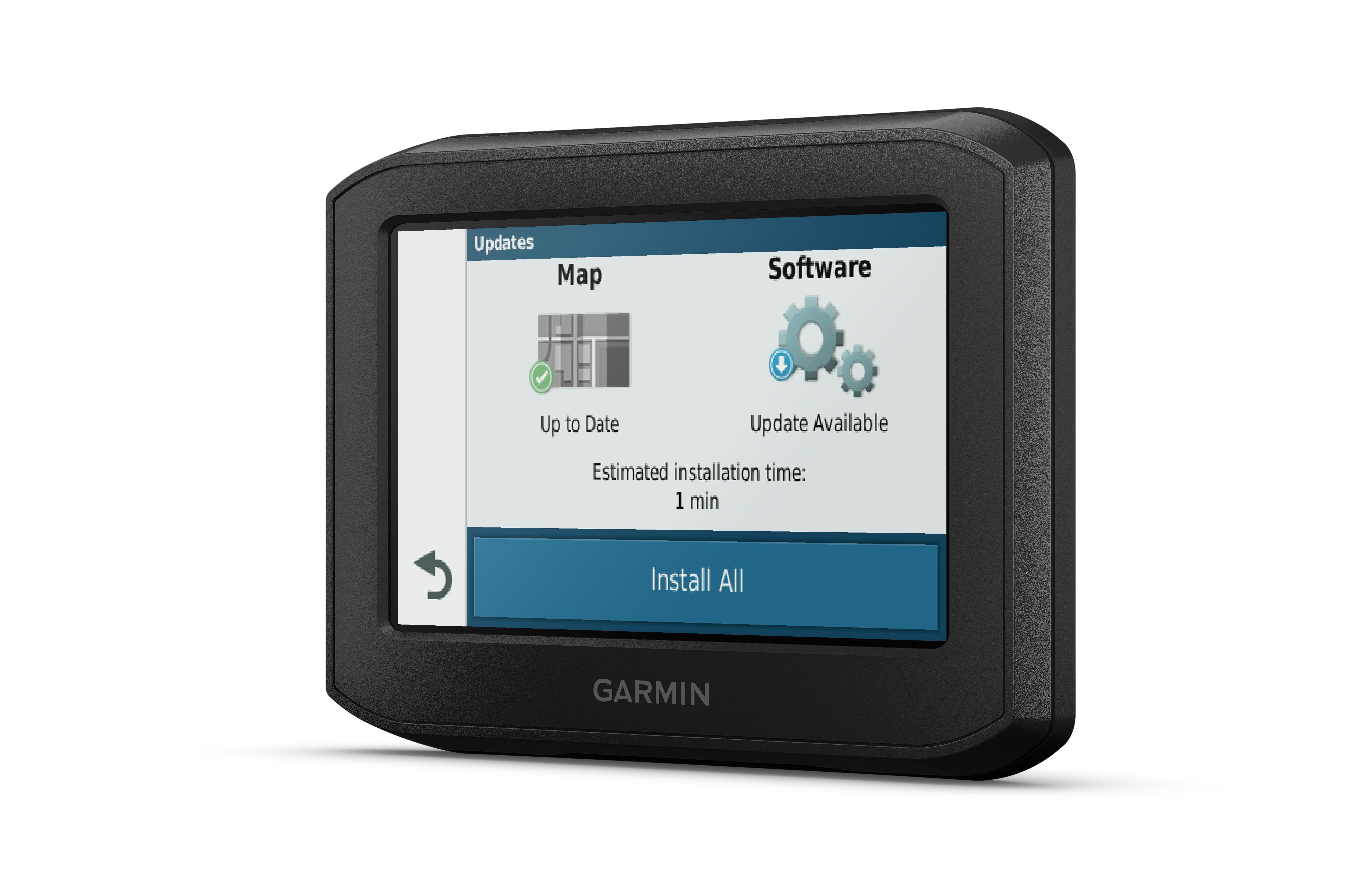 Garmin Zumo 396 LMT-S Europa mit 4,3 Zoll Display on