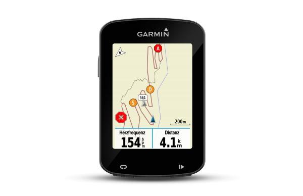 Garmin edge 820 - Bikecomputer mit GPS