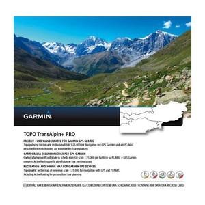 Garmin TOPO TransAlpine+ PRO - microSD/SD