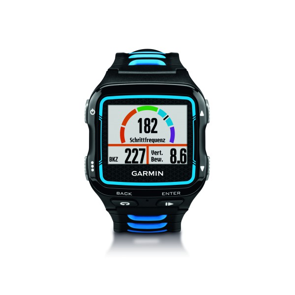 Garmin Forerunner 920XT Schwarz/Blau