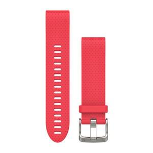 Garmin QuickFit 20-Uhrenarmband - Pink - Silikon