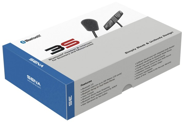 SENA 3S-WB Headset mit kabelgebundenem Schwanenhalsmikro