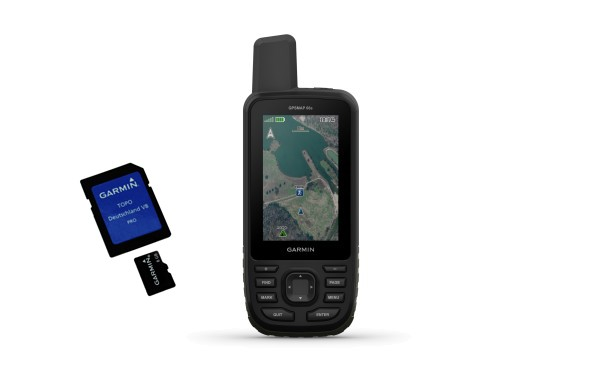 Garmin GPSMAP 66s Topo